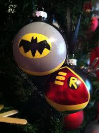 batman and robin ornament by itzfatalx craft ideas