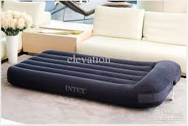 2018 standard single size air mattress airbed for living room