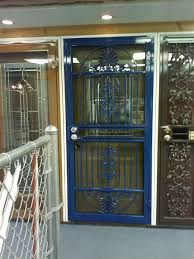 Steel Exterior Security Doors Security Doors Chicago Illinois Exterior Services Chicago Security