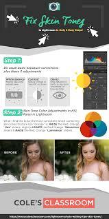 edit like a pro u0026 fix crazy skin tones in lightroom in 3 clicks