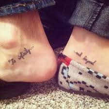 brother sister tattoo writing on the temple walls pinterest