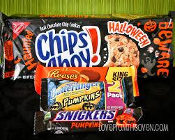 reese s halloween halloween chips ahoy halloween butterfinger halloween snickers