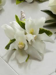Orchid Boutonniere Cymbidium Orchid Boutonniere