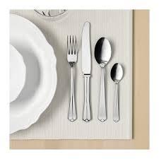 Ikea Kitchen Knives Svit 24 Piece Cutlery Set Stainless Steel Ikea