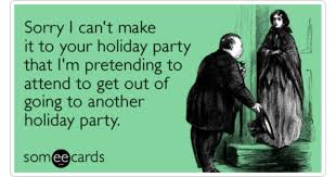 Funny Christmas Party - holiday party invite invitation christmas holidays funny ecard