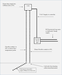 wiring diagram for electric underfloor heating dynante info