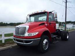 international single axle daycabs for sale