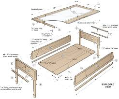 free diy train table plans wooden furniture plans