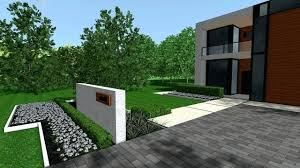 contemporary landscaping modern front yard landscaping contemporary modern front yard