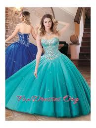 aqua blue quinceanera dresses lovely big tulle aqua blue quinceanera dress with beading 5634