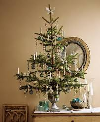 tabletop trees tinsel tree tree small trees and tabletop