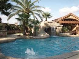 cool pools with caves google zoeken pool slidesrock pool designs