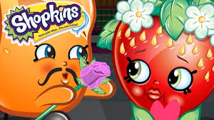 shopkins full episode lovers day shopkins cartoons toys