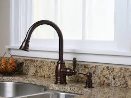 delta kitchen faucet bronze wonderful kohler kitchen faucets bronze faucet awesome delta izak