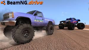bigfoot monster truck t shirts beamng drive bigfoot vs bigfoot youtube