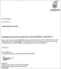 Loan Outstanding Letter how i paid my 58k education loan mr stingy