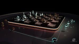 cool chess boards futuristic chess set 1 by izaspringintveld on deviantart