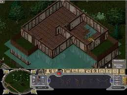 house building online ultima online customizing a house youtube