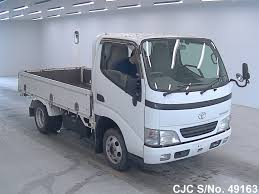 toyota dyna 2003 toyota dyna truck for sale stock no 49163 japanese used