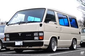 nissan urvan modification ace retro rides