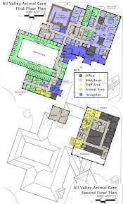 Best Floorplans Renfro Veterinary Services Hospital Design Building Vet Floor Plan