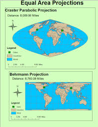 Map Projection Geography 7 Introduction To Geographic Information Sytems Map