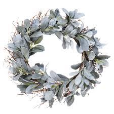 artificial wreaths oka