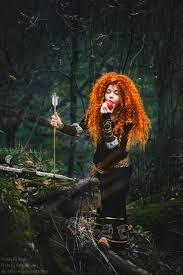 merida cosplay brave princess shua cosplay deviantart