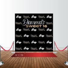 banner design ideas desing sweet 16 banners design ideas alexacustombanners com