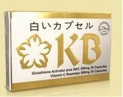 Pemutih Kb all you can here kyusoku bihaku asli glutathione kb pil