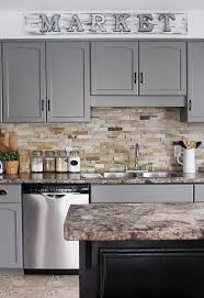 How To Install Kitchen Cabinets Diy How To Paint Kitchen Cabinets Hometalk