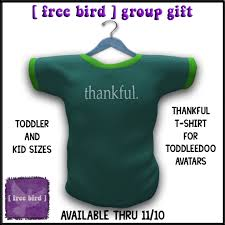 new thanksgiving td t shirts and free gift free bird