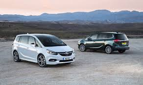 vauxhall zafira tourer review new model specs price engine