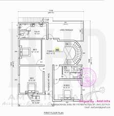 kerala home design single floor plans single floor plan room contemporary style house and s with