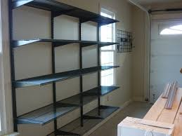 Wall Storage Shelves Wall Mounted Garage Storage Shelves U2014 Optimizing Home Decor Ideas