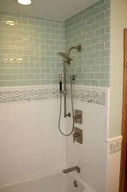 glass bathroom tiles ideas glass tile bathroom ideas visionexchange co