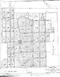 Ut Dallas Map by Oakland Cemetery Dallas Genealogical Society