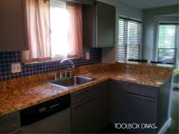 Kitchen Countertops Without Backsplash Tile Removal 101 Remove The Tile Backsplash Without Damaging The