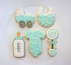 best 25 baby shower cookies ideas on baby cookies