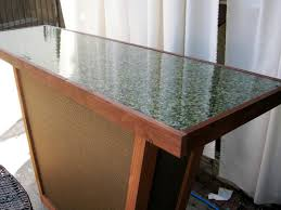 Bar Counter Top Build An Outdoor Bar With A Pebble Top Hgtv