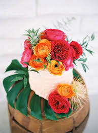 Tropical Themed Cake - matt u0026amp pleasing tropical wedding cakes wedding definition
