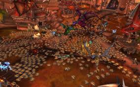 master of world of warcraft tonight my guild laid down the