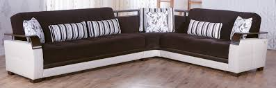 Istikbal Living Room Sets 1924 95 Sectional Sofa Colins Brown Sectional Sofas 1