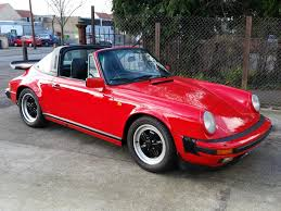 1986 porsche 911 targa spares or repair and specialist vehicles buy and sell