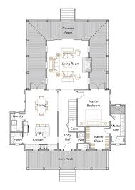 shelter cove u2014 flatfish island designs u2014 coastal home plans