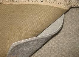 flooring eco fiber touch non slip rug pads for hardwood floors