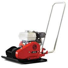 Kitchen Compactor Chicago Pneumatic Mv135t Forward Plate Soil Compactor