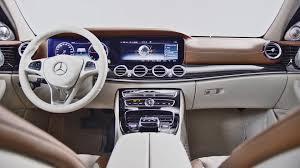 mercedes interior mercedes e class 2017 interiors