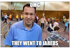 Jared Meme - he went to jared jewelry secrets