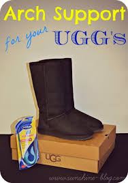 s boots with arch support arch support for your uggs